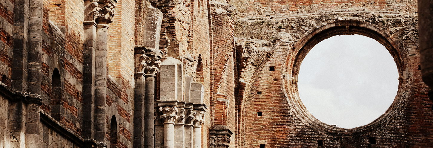 Architecture Brick Building Built Structure Cloister History Monstery Old Ornate Religion The Past Tourism Travel Destinations