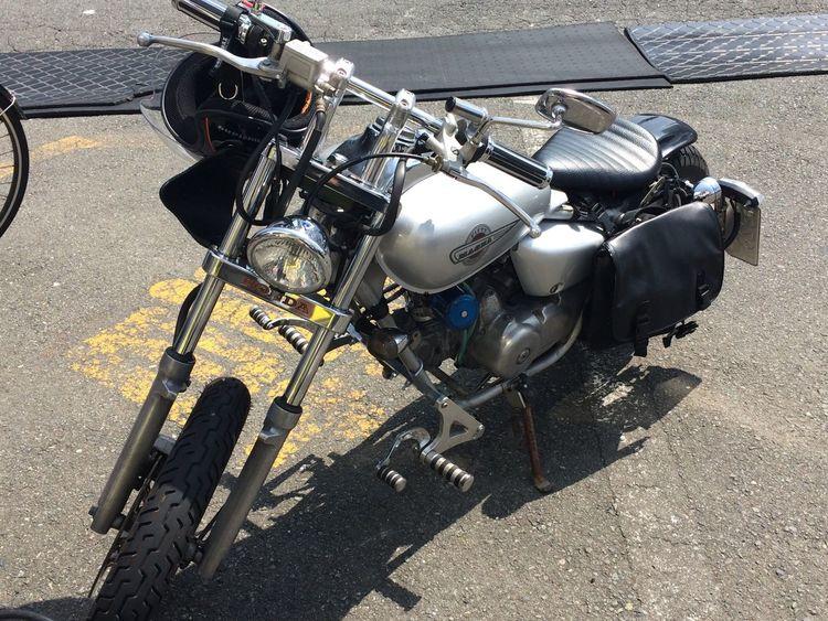 Honda Motorcycle Magna50 HondaLove Hondamagna50 4mini Motercycle