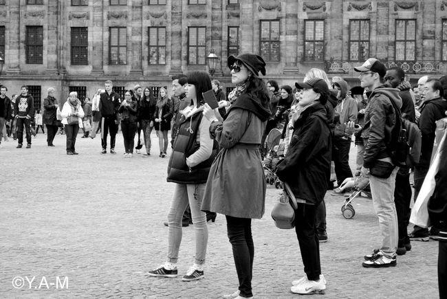 The Tourist Bestoftheday Streetphotography Ilovephotography EyeEm Taking Photos City Eye4black&white  EyeEm Best Shots - Black + White People Creative