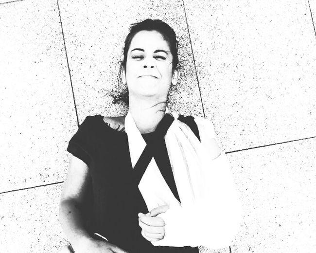 Summer2015 Crash Hot Day Hand Beskydy Czech Republic Czech Girl