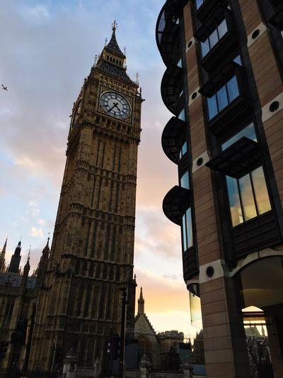 London City Big Ben Site Seeing