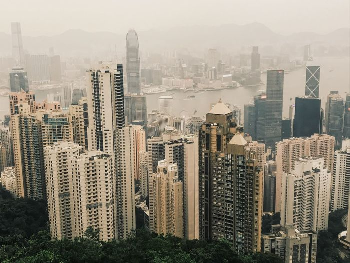Hong Kong Built