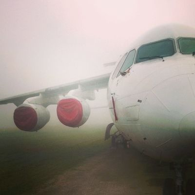 Misty Morning Early Mist airport holiday vacation travel travelgram instapassport passport instagood follow like