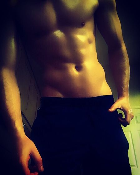 Adults Only Standing Midsection Human Body Part Front View One Person Indoors  Close-up BIG Smoothassilk Dickpic Hornygay Throbbing Semi Erection_ Shorts Sports Clothing Lube One Man Only Oiled Up Oiled Boys Wetskin Bodyshot