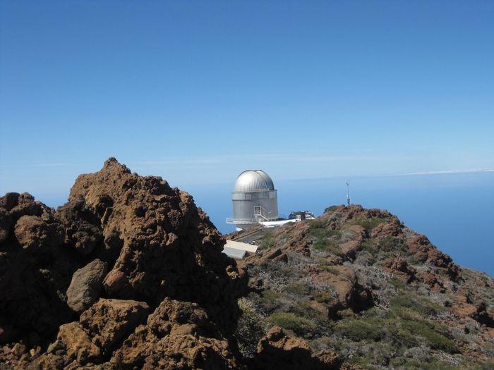 La Palma, Canarias Planetarium Felsenmeer Daswasichsehe😊