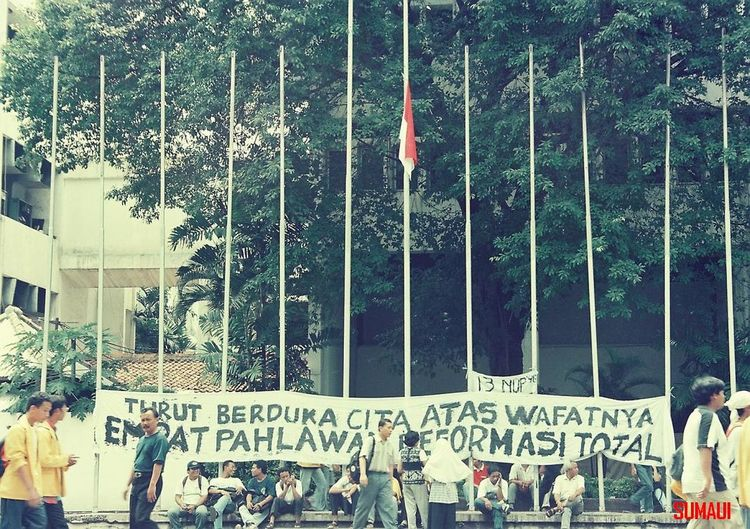Idealism. Reformation INDONESIA Throwback 1998 Studentmovemen Rally University Revolution History First Eyeem Photo