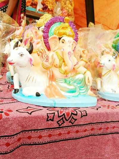 It's lord Ganesh Art And Craft God It's My Culture