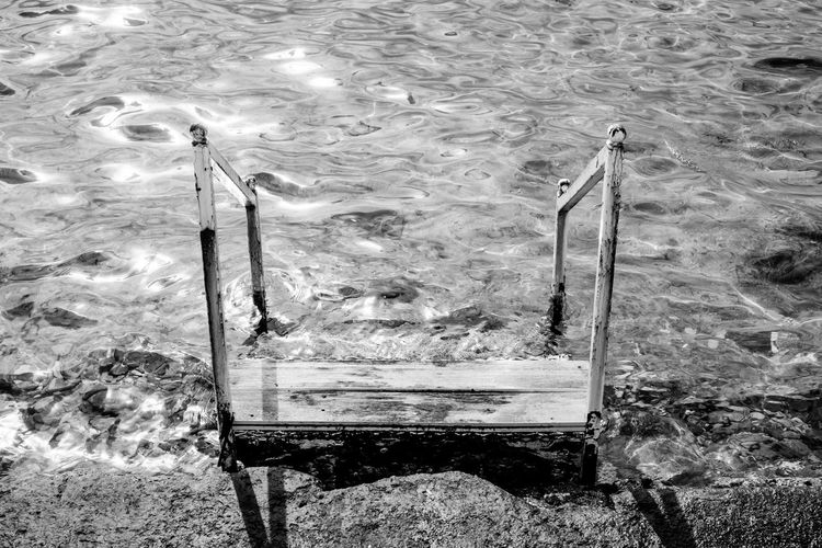 Beach Black And White Blackandwhite Blackandwhite Photography Blackandwhitephoto Day Empty Outdoors Sea Seaside Turkey Water Water_collection