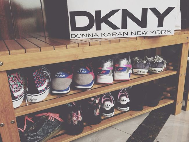 I'll crazy for shoes! Shoes
