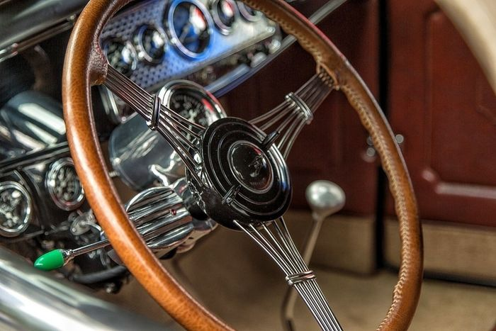 Classic Car Dashing Dashboards I Cant Take My Hands Off Of You