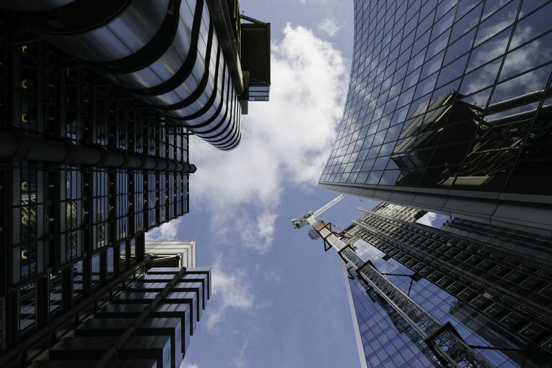 Build Your Business City Construction Economy London Architecture Bank Building Building Exterior Built Structure Career City Cloud - Sky Corporate Corporate Business Day Employment Finance Highrise Job Low Angle View Modern Outdoors Progress Sky Skyscraper