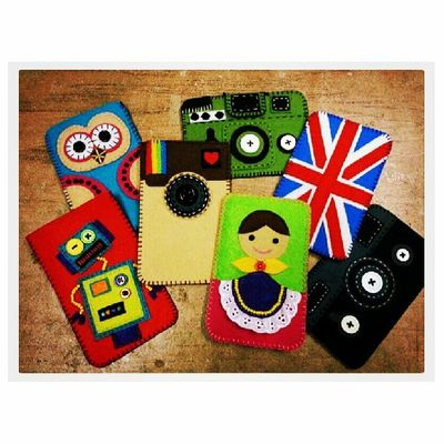Which one? Feltproject FeltCraft Malaysiancrafter HandphoneCase MadeToOrder