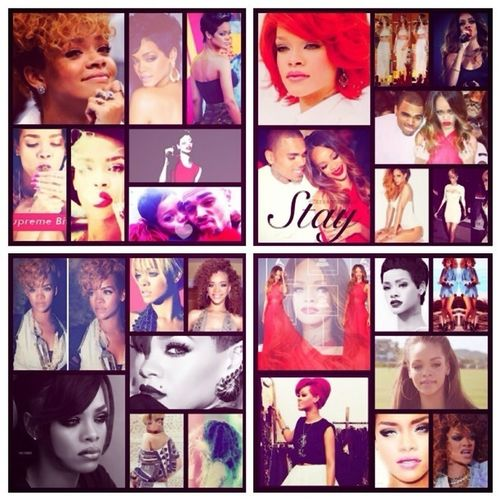 Got Bored And Made This For Ri Ri Birthday