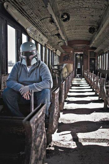 Abandoned train!!! #train #abandoned #starwarsmask