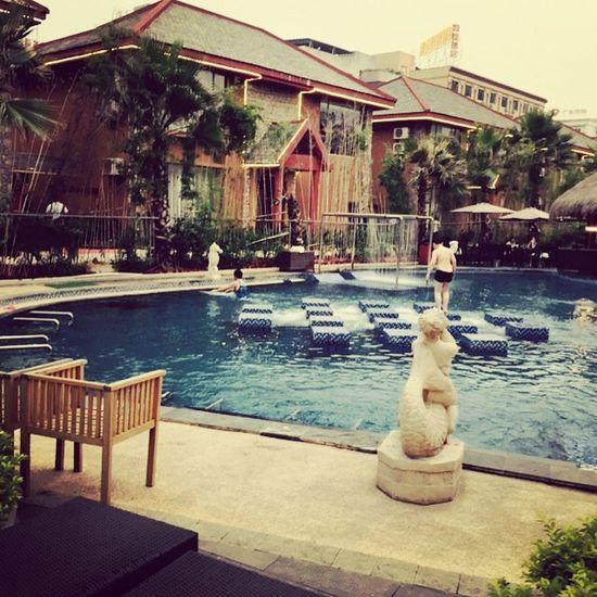Meizhou ❤️ Swimming Time