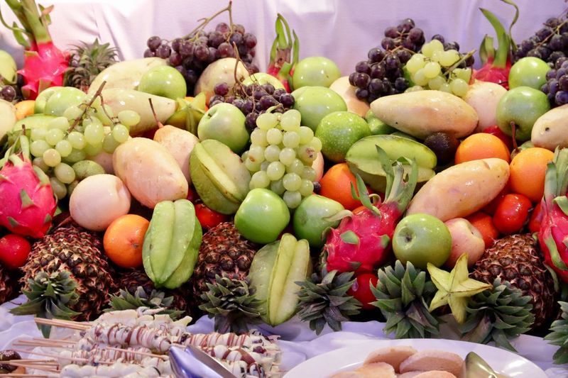 Food And Drink Freshness Choice Abundance Healthy Eating Variation Vegetable No People Large Group Of Objects Food Grape For Sale Market Market Stall Day Close-up Outdoors