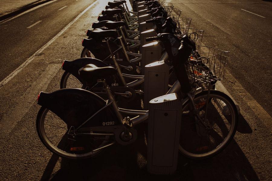 City Public Transportation Bicycle Mode Of Transport Public Bicycles Public Bike Station Stationary Street Sustainability Sustainable Lifestyle Sustainable Resources Transportation
