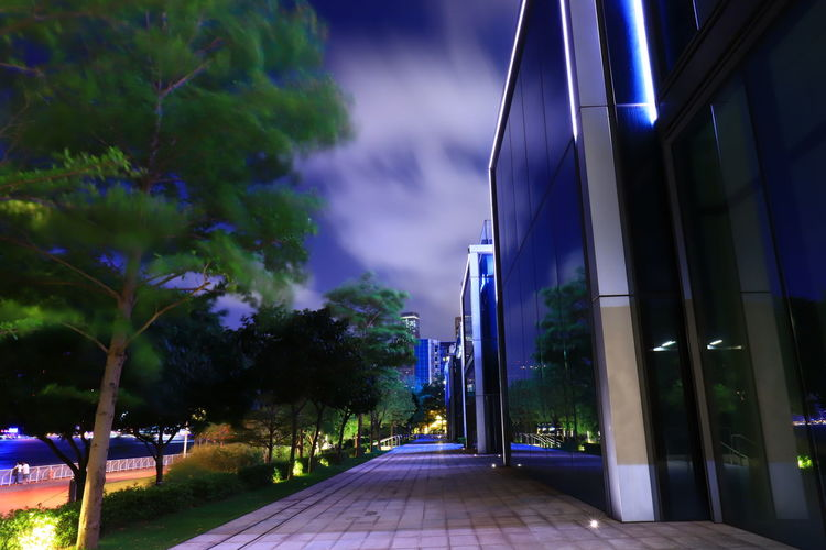 Cloud Hello World Night Photography Tadaa Community Architecture Building Building Exterior Canon City Cloud - Sky Discoverhongkong Glass - Material Illuminated Long Exposure Nature Night Night Sky No People Office Building Exterior Outdoors Plant Sky Street Tree