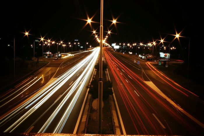 City Lights City Life Highway Urbanphotography Nightphotography Night Lights On The Road Capturing Movement