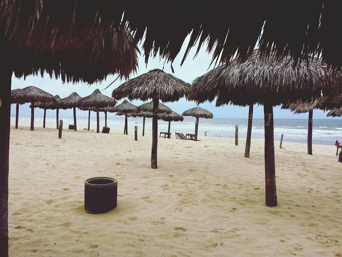 Beautiful Beach, Brasil ! First Eyeem Photo