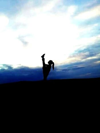 First Eyeem Photo never give up! It's me 💪 Mongolian Girl Contortion