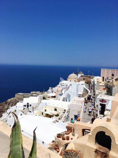Santorini Greece Houses House Tourism Let's Go. Together.
