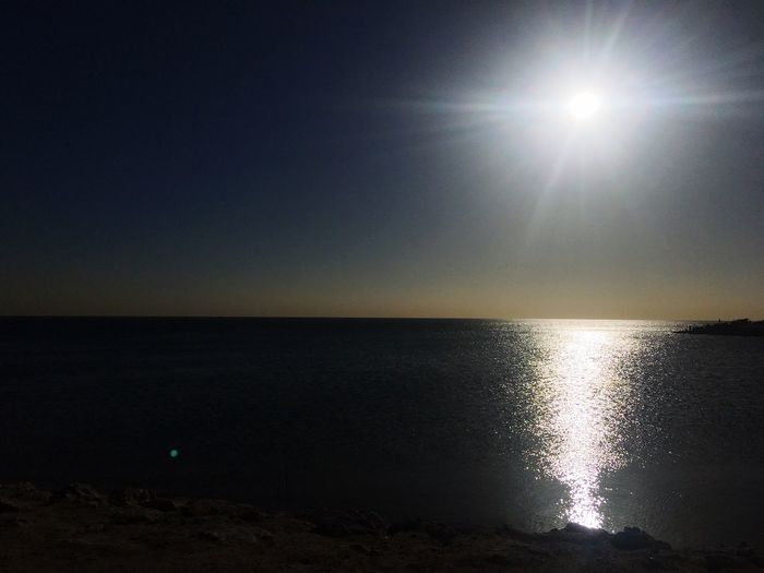 Beyond Horizons. A photo of the Arabian Gulf First Eyeem Photo