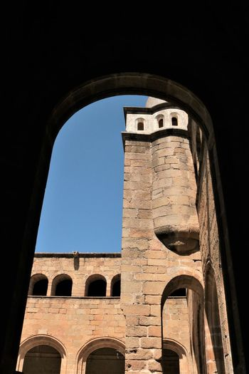Arquitecture No People Window Light And Shadow Claustro History Arch Architecture