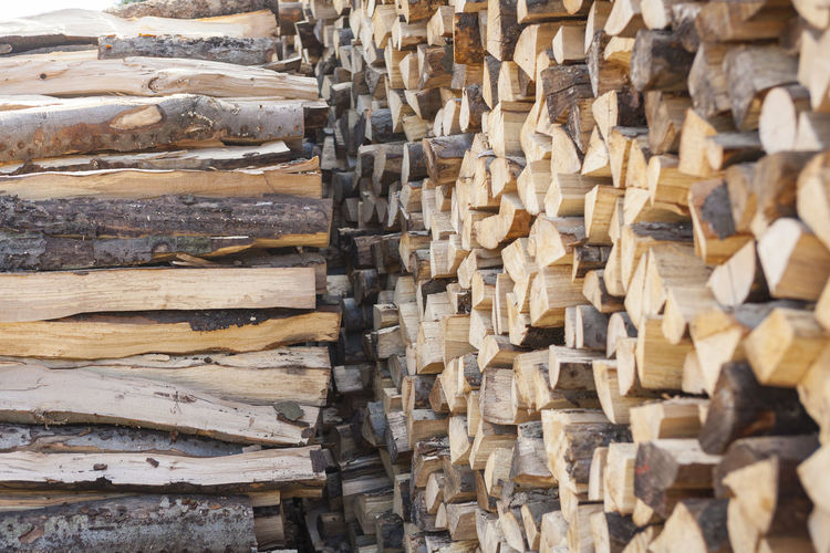 Abundance Arrangement Backgrounds Close-up Day Deforestation Firewood Forestry Industry Full Frame Heap Industry Large Group Of Objects Log Lumber Industry Nature No People Outdoors Stack Textured  Timber Wood - Material Woodpile