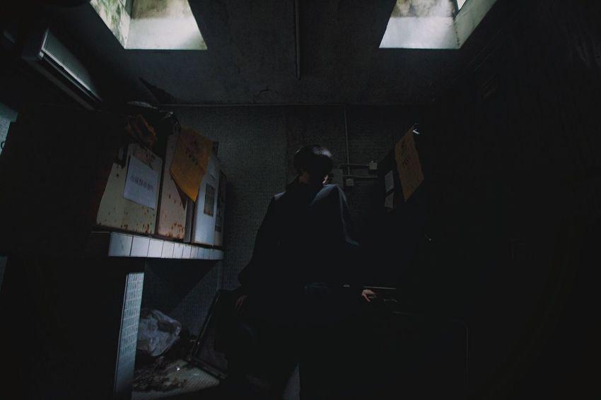 852 Hong Kong Darkness Black Mortuary Devil Funeral Urban Death Urbex Urbexphotography