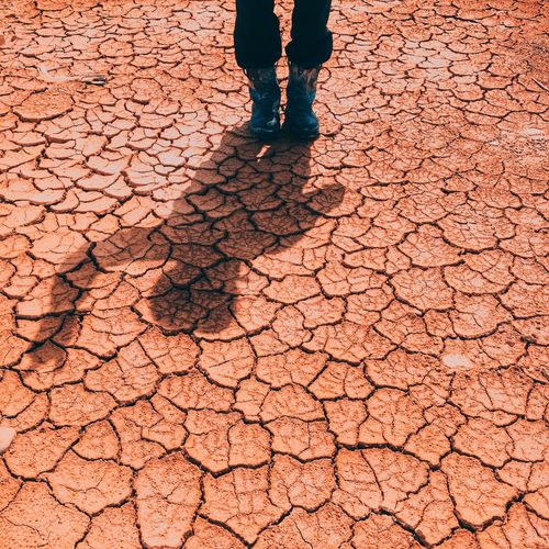 Arid Climate Cracked Real People Low Section Nature One Person People Outdoors Day IPhoneography Iphoneonly Popular Photos EyeEmBestPics Eyem Best Shots EyeEm Gallery EyeEm Malaysia Lifestyles