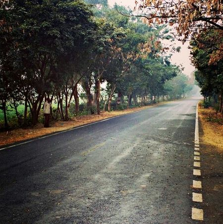 Photography is a love affair with life. First Eyeem Photo Long Goodbye Empty Roads Bikelife Photography Love