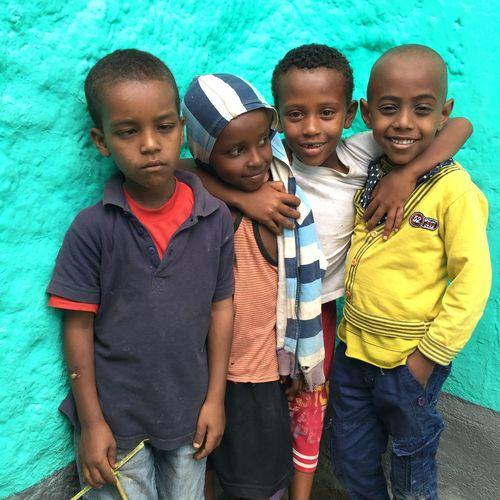 Picturing Individuality Harar: We Da' Men!!!