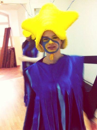 Colors Of Carnival My Sister ❤ Star Yellow Star City Rijeka Croatia