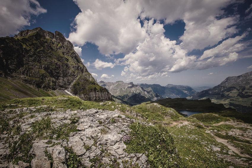 Alpen Alpenpanorama Alpenwelt Aplen Berge Engelberg Jochpass Melchsee-frutt Mountain Schweiz Schweizer Alpen Schweizerlland Swiss Swiss Alps Swiss Mountains Swissalps Wanderlust Wandern