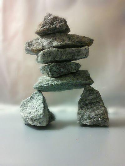 Inuksuk Rockbalancing