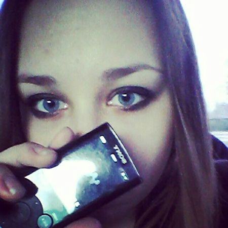 It's Me Blue Eyes Russian Girl Walkman