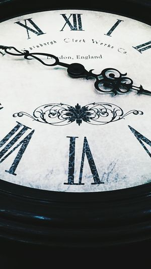 Clock Time Roman RomanNumerals Hands Numbers Number Ticktock Number Blackandwhite Black & White Beautiful Vintage