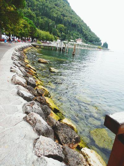 Seeufer Promenaden Sky