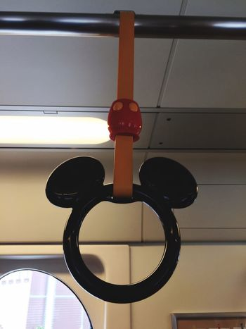 Mickeymouse Inside The Train Tokyo Disney Sea Travel Photography How You Celebrate Holidays