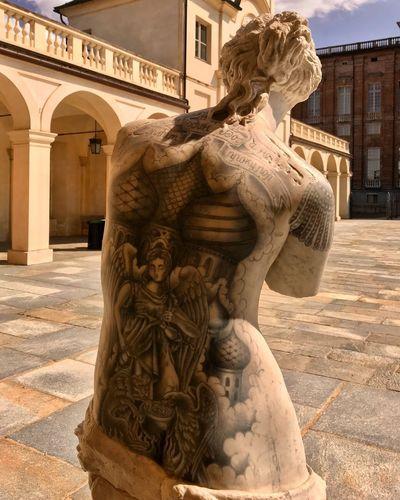 Tattooed Venus