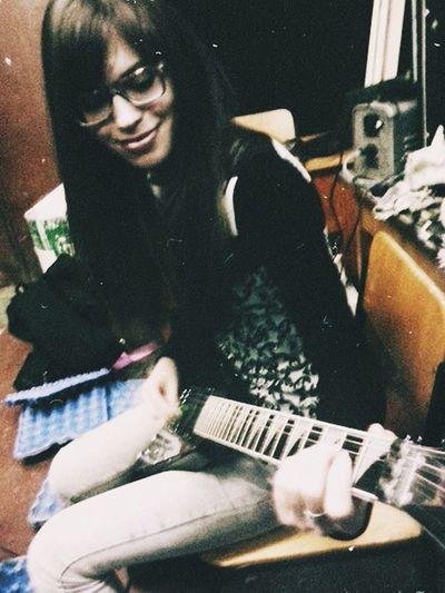 Guitar Playing Me