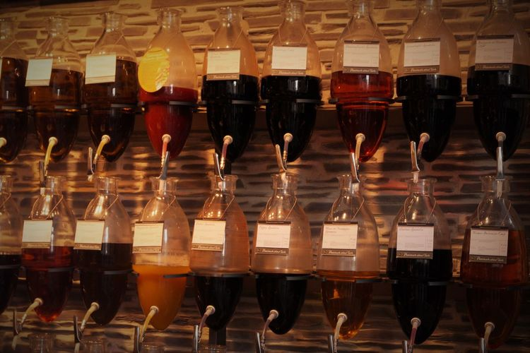 Beautifully Organized Colours Fluid Oil And Vinegar Shopping
