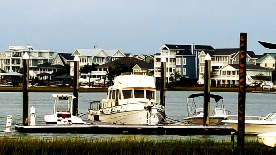Day Nautical Vessel Water Transportation Built Structure Sky No People Building Exterior Architecture Outdoors NCPhotographer Ncphotography NC Wrightsvillebeach Wrightsvillebeachnc Wrightsville Beach Wrightsville Beach NC