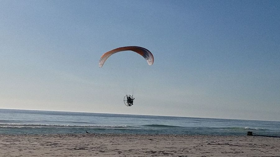 Flying Beach Leisure Activity Real People Water Love Life Reflection My Year My View Happiness Enjoy The New Normal