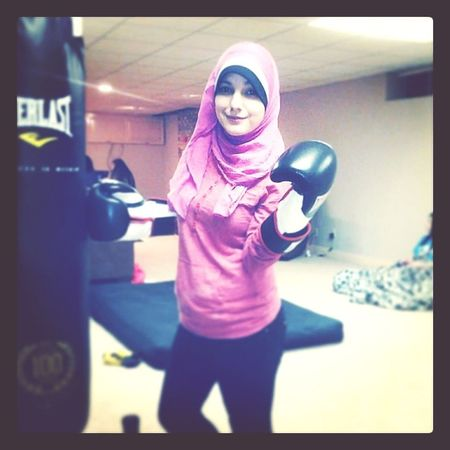 Smile Boxing Pink TBT