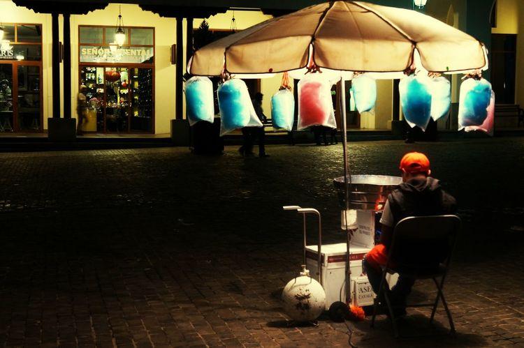 Lonelyness Sweet Food Nightphotography Guatemalacolors