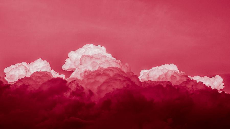 Heaven Ciel Cielo Heel Inferno Infierno  Rojo Sky Sudor
