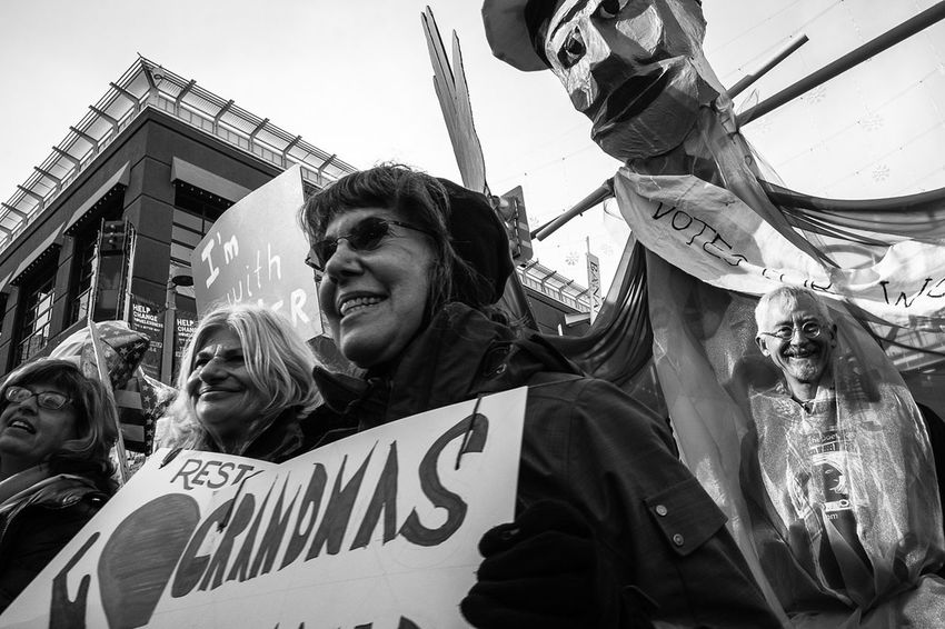 Denver Woman's March. Womensmarch Protest FujifilmX_US Wearethestreet Denverwomensmarch