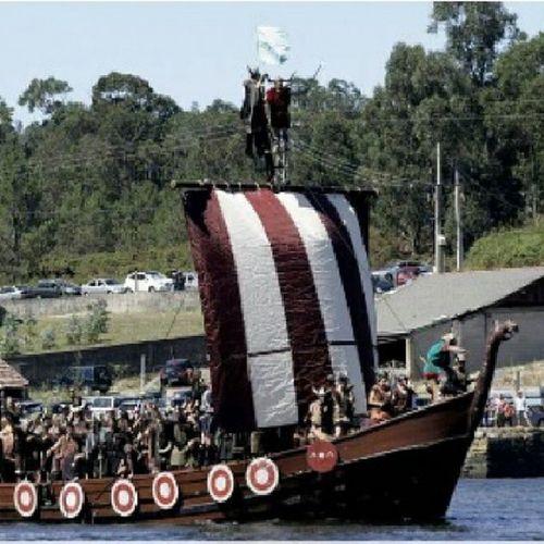 Belleza Ateneo Vikingo Romeria vikinga 2013 Ursula Viño Preciosidad Festaza Irrepetible